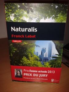 1er exemplaire de Naturalis