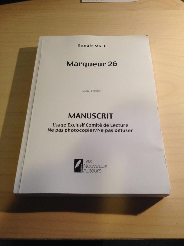 Marqueur 26