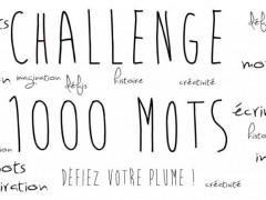 Et un challenge, un !